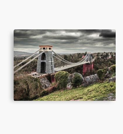 Bristol Suspension Canvas Print