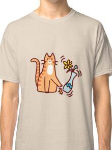 Jerk Cat Classic T-Shirt