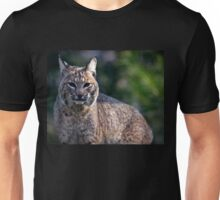 Blue Eye Bobcat Unisex T-Shirt