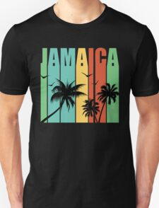 Jamaican Summer Vacation  Unisex T-Shirt