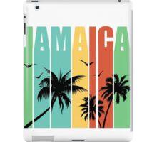 Jamaican Summer Vacation  iPad Case/Skin