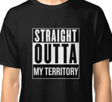 Straight Outta My Territory Breaking Bad Classic T-Shirt