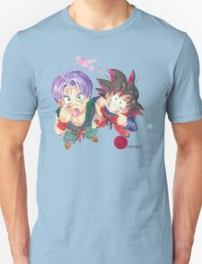 Trunks and Goten - watercolor Unisex T-Shirt