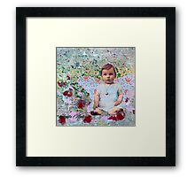 Fairy Field Framed Print