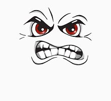 Angry Face Art Drawing Classic T-Shirt