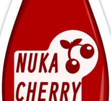 Nuka Cola Cherry Sticker