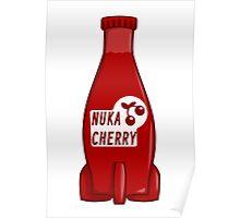 Nuka Cola Cherry Poster