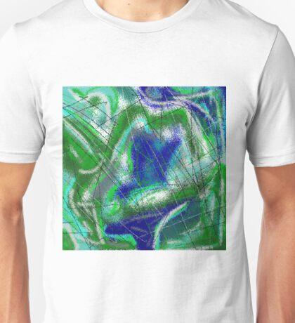 New World Abstract Matt Texture VII Unisex T-Shirt