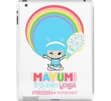 Frozen Yoga iPad Case/Skin