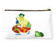 Rohan and frog Studio Pouch
