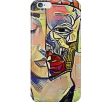 Anatomy Abstract iPhone Case/Skin