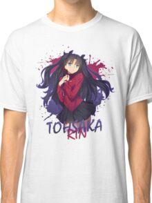 Fate Series - Tohsaka Rin Classic T-Shirt