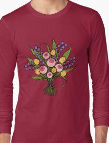 Boobquet Long Sleeve T-Shirt