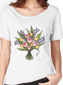 Boobquet Women's Relaxed Fit T-Shirt