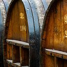 The Wine Barrels by photograham