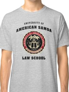UNIVERSITY OF AMERICAN SAMOA SWEATER BETTER CALL SAUL Classic T-Shirt