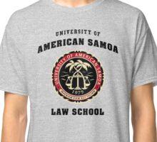 UNIVERSITY OF AMERICAN SAMOA SWEATER BETTER CALL SAUL Classic T-Shirt