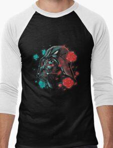 Dark Side of the Bloom Men's Baseball ¾ T-Shirt