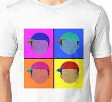 Minimalist/Andy Warhol Recreation of Ness - Comes in Everything Unisex T-Shirt