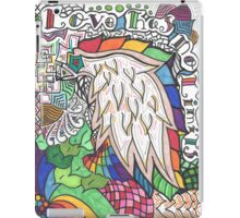 love has no limits iPad Case/Skin