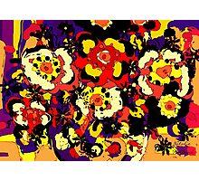 Floral Splendor Photographic Print