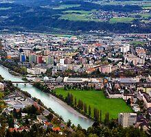Innsbruck 1 by Charles Kosina