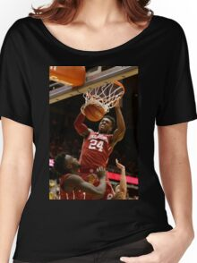 Buddy Hield Oklahoma sooners Women's Relaxed Fit T-Shirt