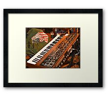 The Prophet Number Five USA Framed Print