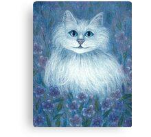 Bluekey Canvas Print