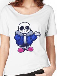 Sans - Undertale Women's Relaxed Fit T-Shirt