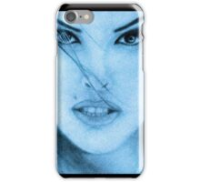 The GUESS? Girl  iPhone Case/Skin