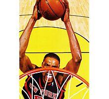 Latrell Sprewell New York Knicks Photographic Print