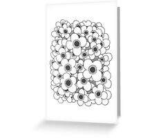 Blossoms Greeting Card