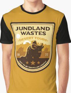 Desert Tours Graphic T-Shirt
