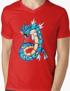 Gyarados watercolor T-Shirt