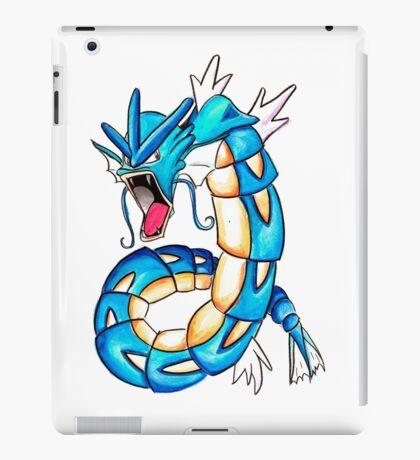 Gyarados watercolor iPad Case/Skin