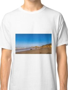 Seascape down Great Ocean Road Classic T-Shirt
