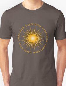 Carpe Diem Sun Unisex T-Shirt