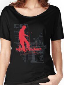 tech god Women's Relaxed Fit T-Shirt