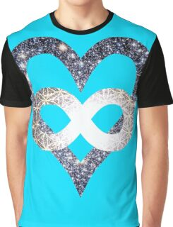 Star Studded | Polyamory Logo 2.0 | Team Poly Official Shirt Graphic T-Shirt