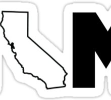 Home California Sticker