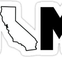 Home California Sticker