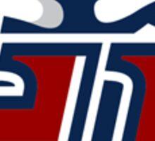 Liberty University Logo Sticker