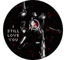 I Still Love You Metroid Photographic Print