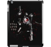 I Still Love You Metroid iPad Case/Skin