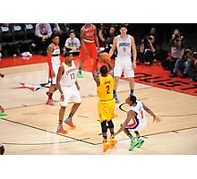 Kyrie Irving Cleveland Cavaliers  Photographic Print