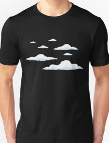 The Simpsons Clouds Unisex T-Shirt