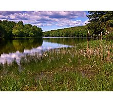 Union City Reservoir - Pennsylvania Photographic Print