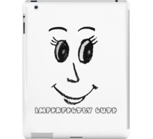Imperfectly Cute iPad Case/Skin