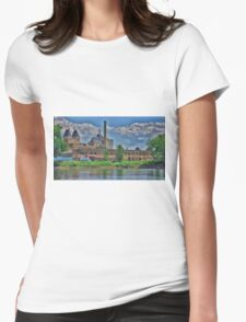 Minneapolis 7 Womens Fitted T-Shirt